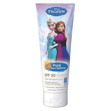 Pure Sun Defense 8 oz Sunscreen Broad Spectrum Protection