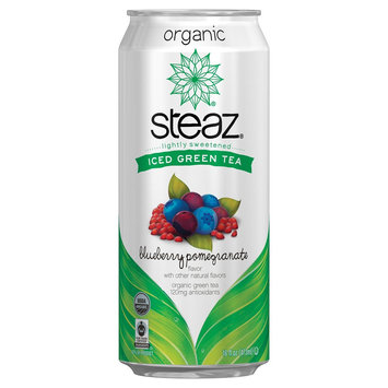 Kehe Steaz Green Tea Blueberry Pomegranate 16oz