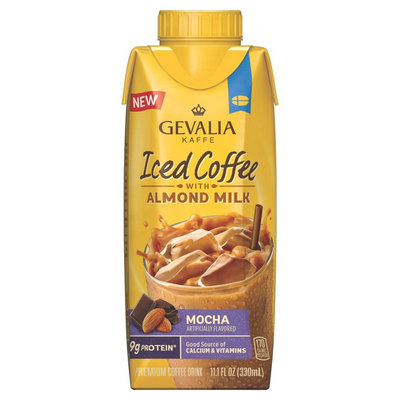 Gevalia Mocha Iced Coffee with Almond Milk 11.1oz
