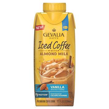 Gevalia Vanilla Iced Coffee with Almond Milk 11.1oz