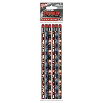 Pencil No. 2 2mm Innovative Designs, Multi-Colored