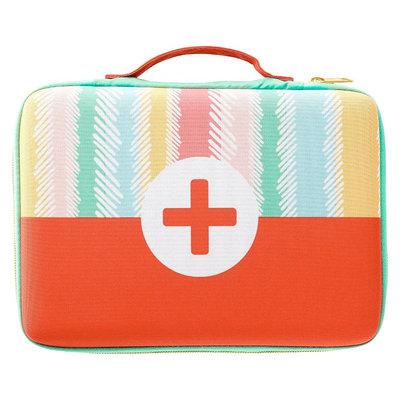 Scholls Oh Joy Striped First Aid Bag