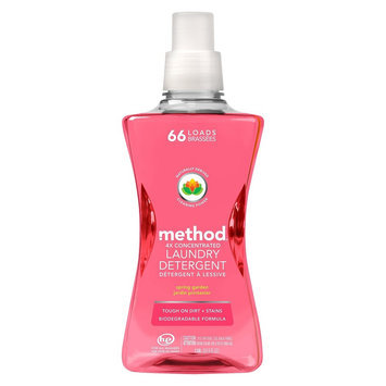Method Laundry Detergent 66 Loads Spring Garden 53.5 fl oz