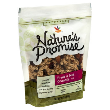 Nature's Promise Naturals Fruit & Nut Granola