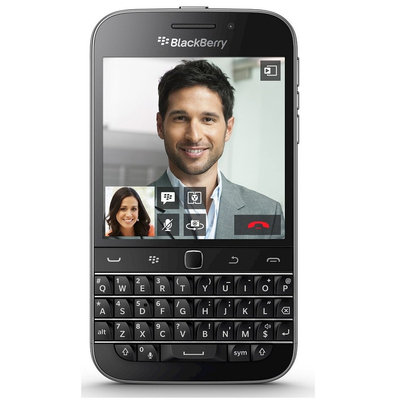 Blackberry Classic 4G LTE 16GB (Unlocked) - Black