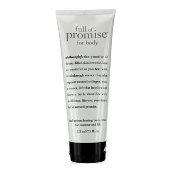philosophy full of promise body cream, 7.8 oz