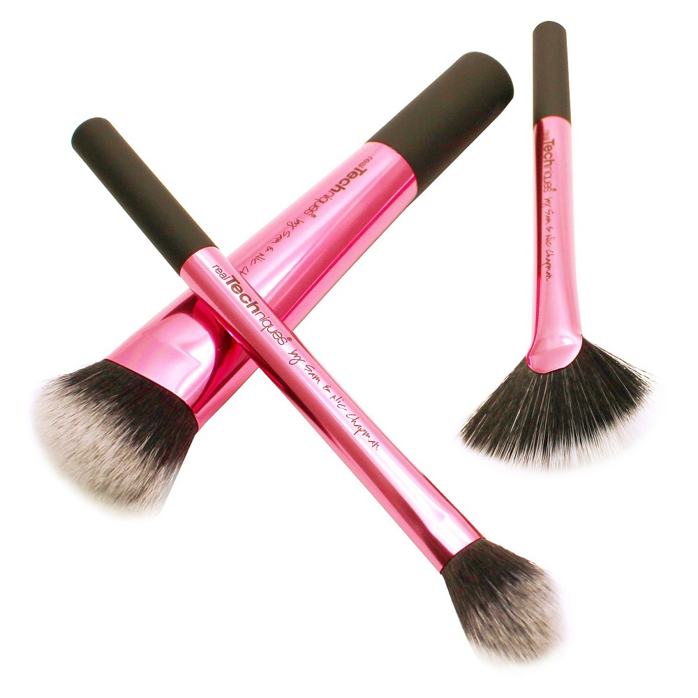 Real Techniques 3-pc. Makeup Brush Sculpting Set