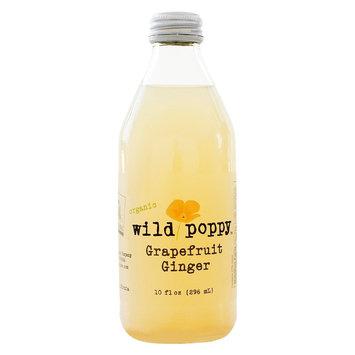Wild Poppy Juice Company Wild Poppy Grapefruit Ginger 10oz