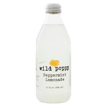 Wild Poppy Juice Company Wild Poppy Peppermint Lemonade 10oz