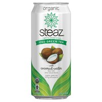 Kehe Steaz Green Tea Coconut 16oz