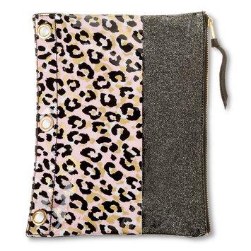 Mead Xhilaration Pencil Case - Leopard