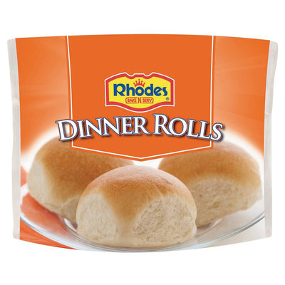 Rhodes Bake-n-serv Rhodes 36 Ct Dinner Roll Dgh