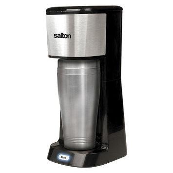 Toastess SALTON Single Serve Travel Coffee Maker