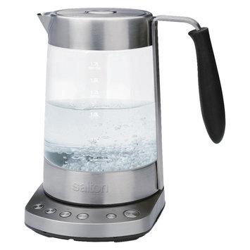 Toastess SALTON Kettle and Tea Steeper (1.7 l)