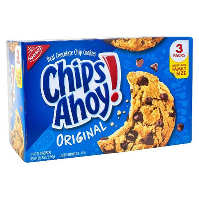 Nabisco Chips Ahoy! Double Chocolate Chip Cookies