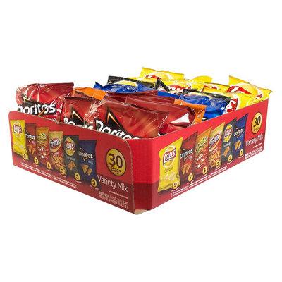 Frito Lay Frito-Lay Variety Mix Snack Size Variety Pack 30 ct