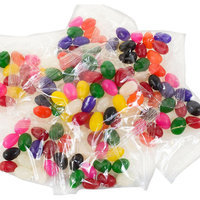 Brach's Individually Wrapped Assorted Fruit Flavors Jelly Beans 80 oz
