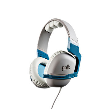 Polk Striker P1 Gaming Headset - White/Sky Blue (PlayStation/PC)