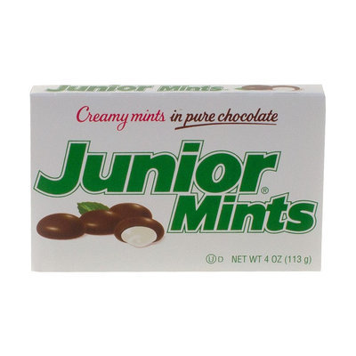 Junior Mints Candy Theater Box 4 oz 12 ct