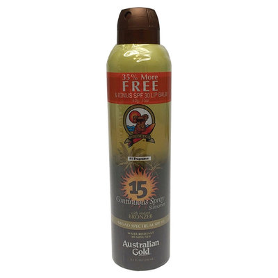 Australian Gold 8 floz Sunscreen Fast Drying