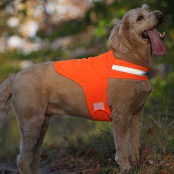Dog Not Gone-Safety Dog Vest- Orange 32 Inch 32VEST