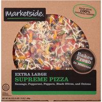 Marketside Extra Large Supreme Pizza, 49.5 oz