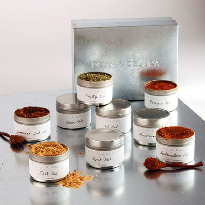 DEAN & DELUCA Spice Rub Collection