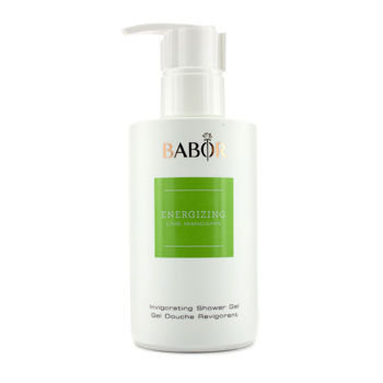 Babor Energizing Lime Mandarin Invigorating Shower Gel