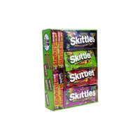 Skittles and Starburst Assorted Flavors Candy Variety Pack