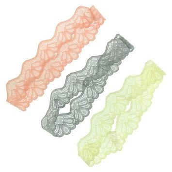 Everglory Creations Inc Women's 3 piece Head Wrap - Multicolor
