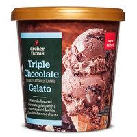 Simply Balanced AF 1pint Triple Chocolate Gelato