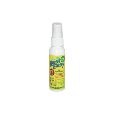 Rest Easy - Environmentally Friendly Bed Bug Spray - Twin Travel Pack