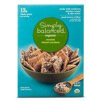 Poppy Industries Simply Balanced Chia Seed Multigrain Crackers 6 oz