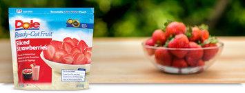 Dole Ready-Cut Fruit Sliced Strawberries