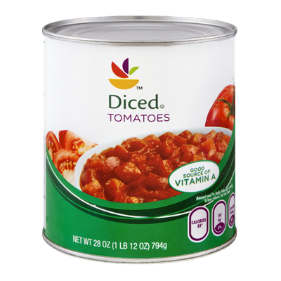 Ahold Diced Tomatoes