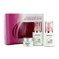 Pevonia Botanica Your Skincare Solution Rosacea Set: Cleanser 50ml + Lotion 50ml + Cream 20ml + Bag 3pcs+1bag