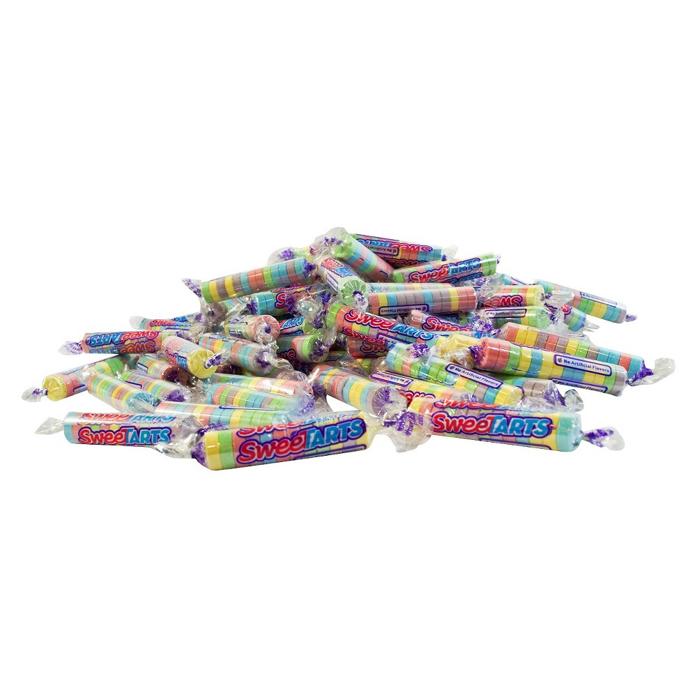 SweeTARTS Tangy Candy Rolls 48 oz