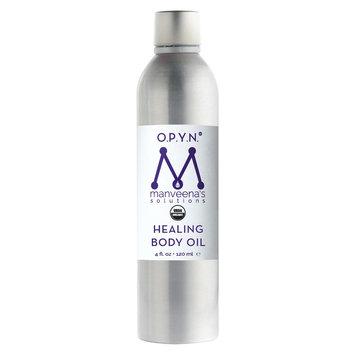 Manveena's Solutions O.P.Y.N. Healing Body Oil - 4oz