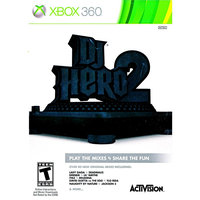 Activision Dj Hero 2 (Xbox 360) - Pre-Owned