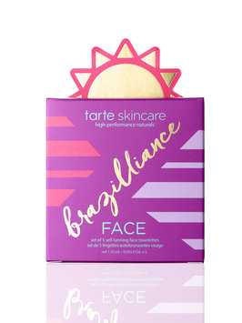 tarte Brazilliance™ Set of 5 Self-Tanning Face Towelettes