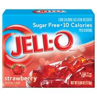 Jell-o Jello Sugarfre Strawbry .6OZ