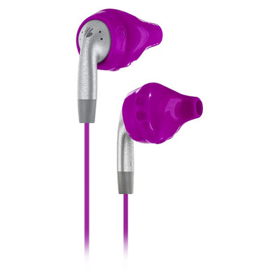Yurbuds Inspire 100 In-ear Hdphns - Lime Grn/gry