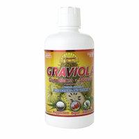 Dynamic Health Laboratories Dynamic Health - Graviola Guanabana-Soursop Superfruit Juice Blend - 32 oz.