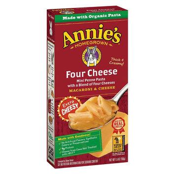 Annie's Homegrown Natural M & C Four Cheese 6oz