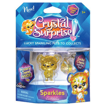 Crystal Surprise $5.99 Doll Pk