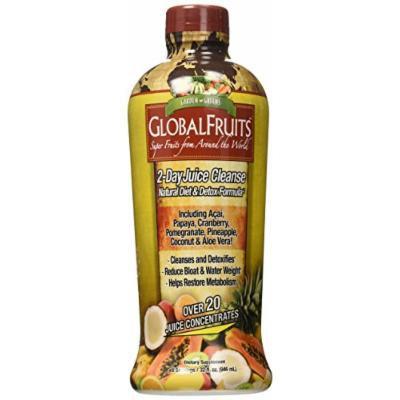 Garden Greens 2-Day Juice Cleanse - GlobalFruits - 32 oz