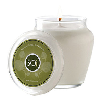 The Soi Company Vanilla Orange 16 Oz Jar Candle
