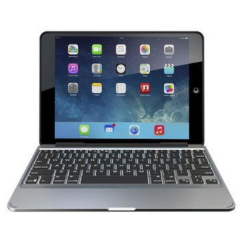 Zagg Slim Book Case with Keyboard for iPad mini/2/3