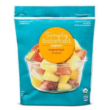 Simply Balanced Organic Tropical Fruit 48OZ.
