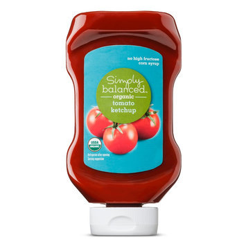 Simply Balanced Ketchup 20oz